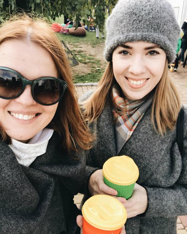 Татьяна и Галина