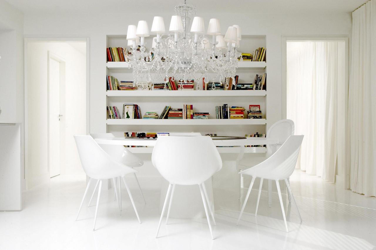 Дизайн интерьера, разработанный Филиппом Старком