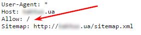 В файле robots.txt должны быть открыты все Javascript-файлы, а также файлы, отвечающие за обработку Ajax
