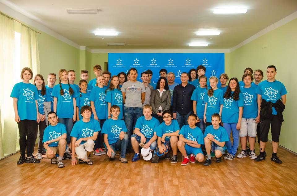 Встреча с лучшими выпускниками Ришельевского лицея