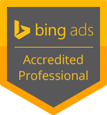 Netpeak — Bing Accredited Professional company